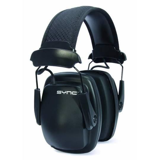 Howard Leight Sync® Stereo MP3 Earmuff - Class 5