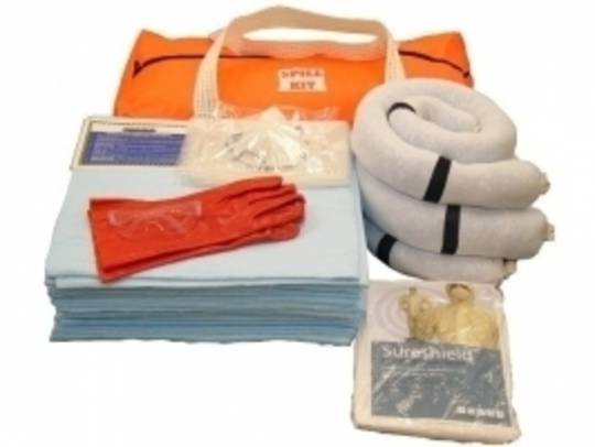 SpillTech 50L Chemical Spill Kit Bag
