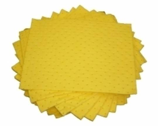 SpillTech Chemical Absorbent Pads