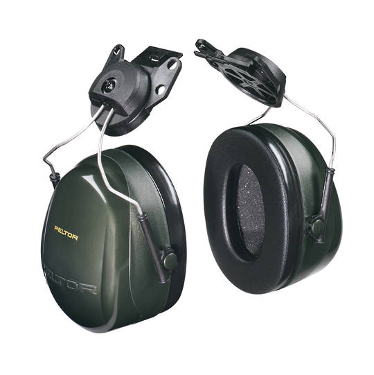 Peltor H7P3E Cap Mounted Earmuffs