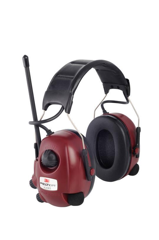 3M™Peltor Alert FM/MP3 Radio Earmuff - Class 5