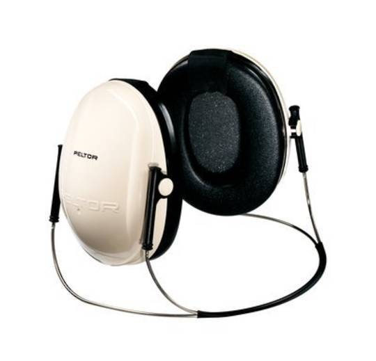 Peltor H6B Neckband Low Profile Earmuff