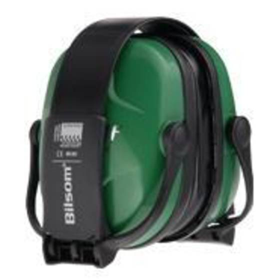 Thunder T1 Folding Ear Muff - Class 5