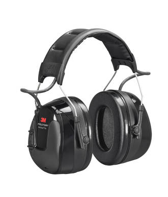 3M™ Peltor WorkTunes Pro AM/FM/MP3 Radio Earmuff - Class 5