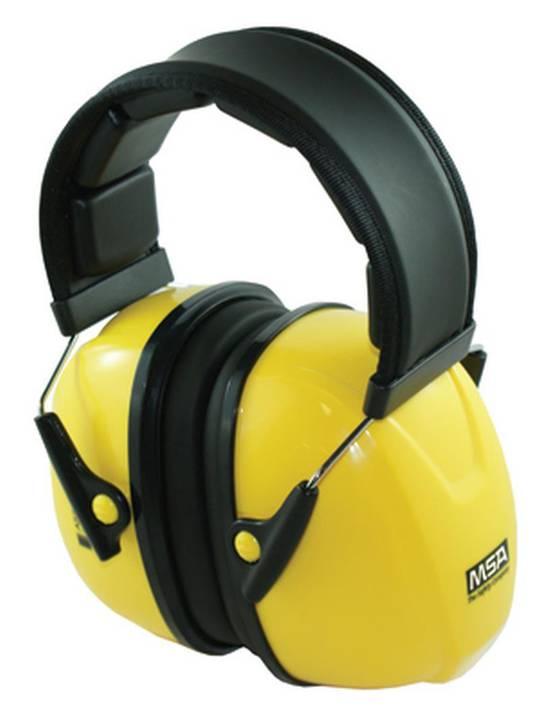 MSA Blocka B10H Banded Earmuff - Class 5