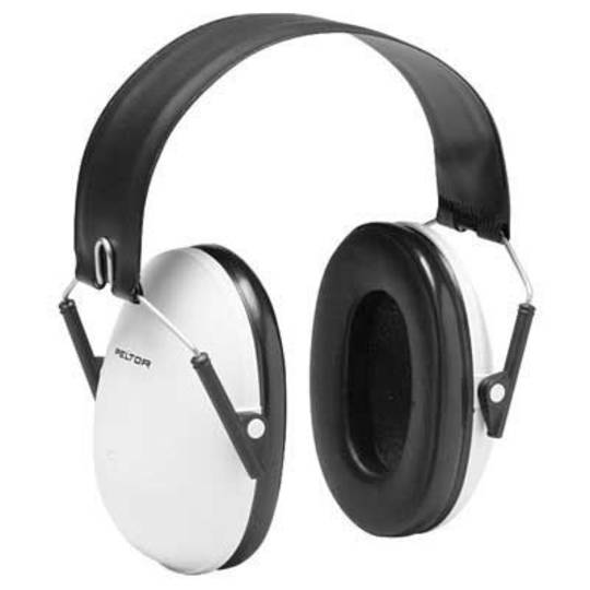 3M™ Peltor H6F Low Profile Folding Earmuffs - Class 4
