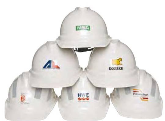 MSA Cap Branding