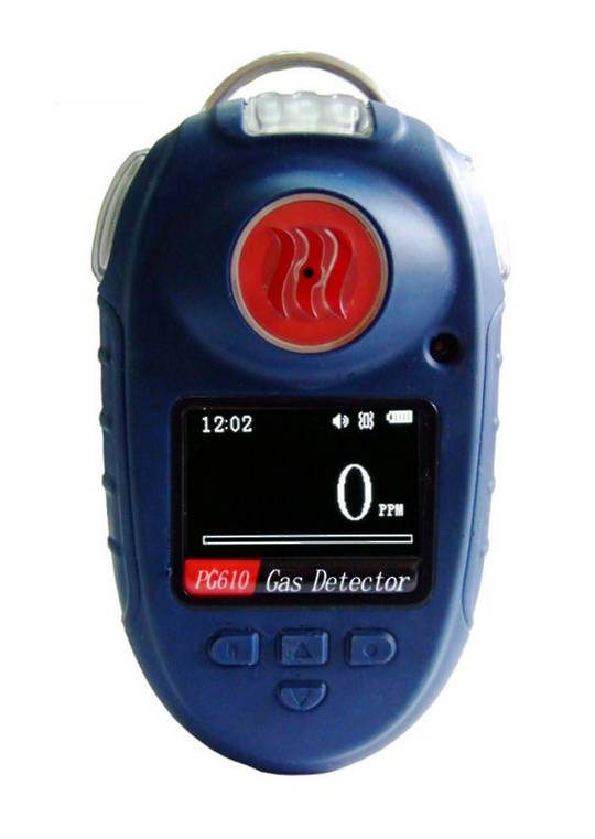 Portable Infrared CO2 Meter