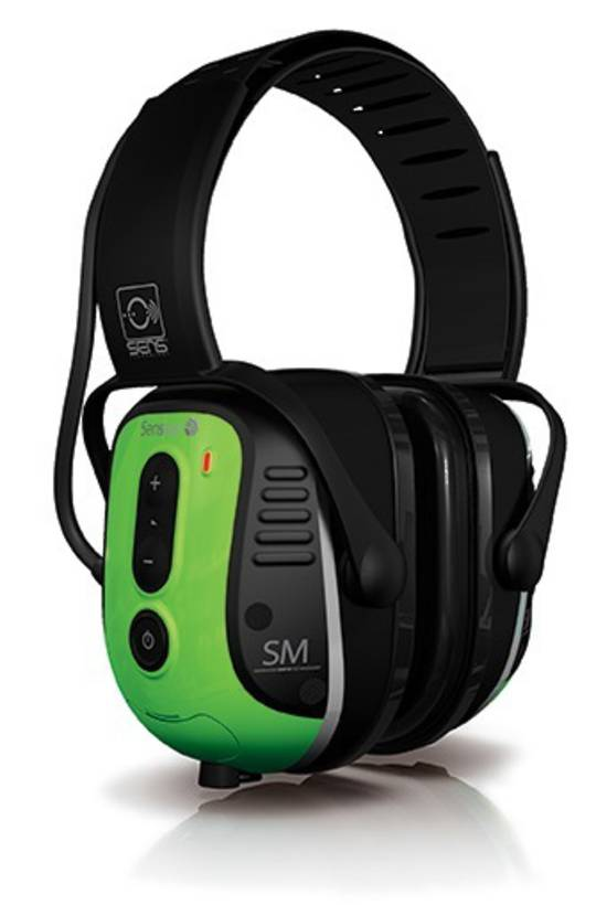 Sensear Advanced Digital Earmuff