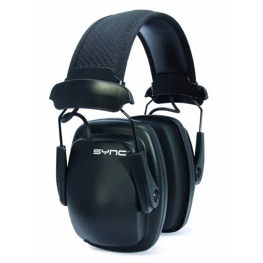 Howard Leight Sync® Stereo MP3 Earmuff - Class 5