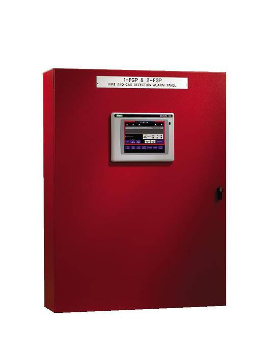 MSA MODEL 10K™ Integrated Fire and Gas System