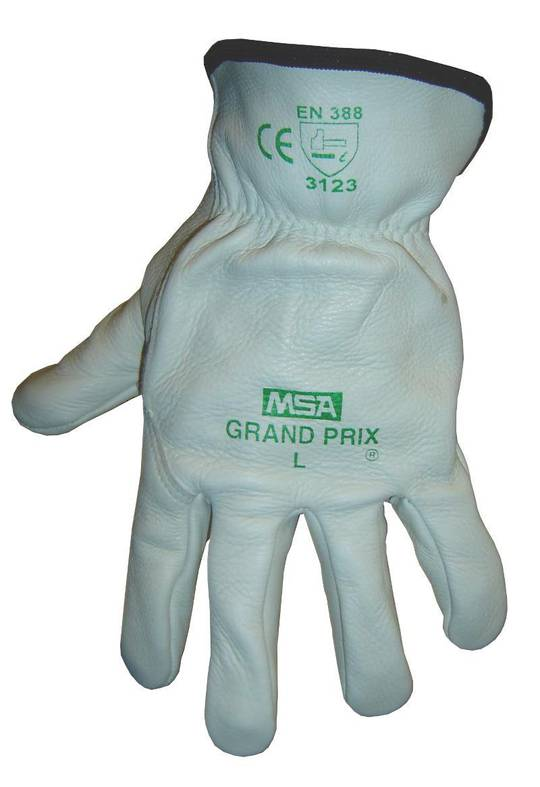 MSA Grand Prix Leather Drivers Glove