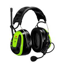 f8a444e0862 3M™ Peltor WorkTunes Pro AM/FM/MP3 Radio Earmuff - Class 5 - Hearing ...