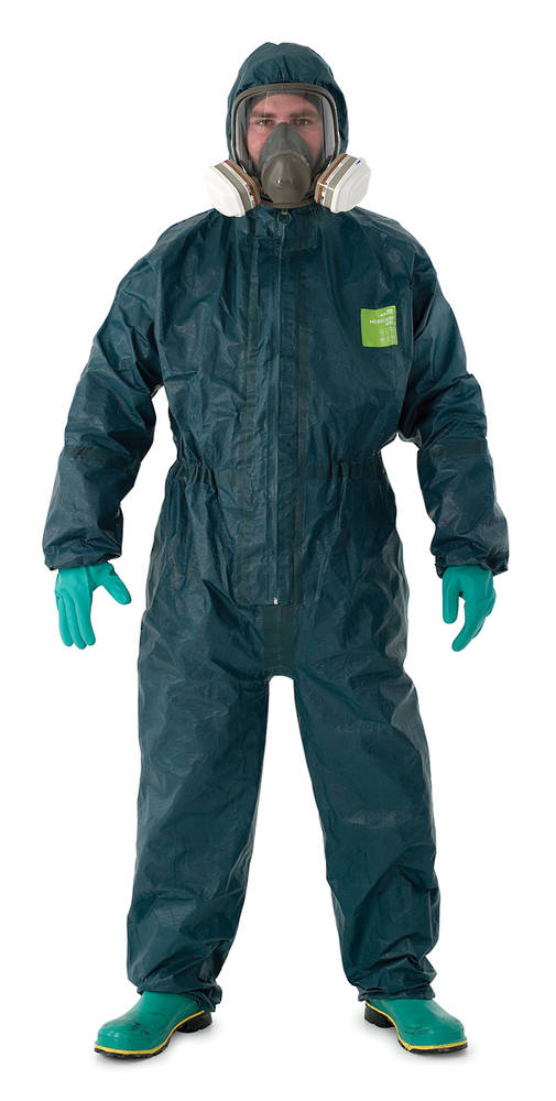 MICROCHEM 4000 Chemical Coverall