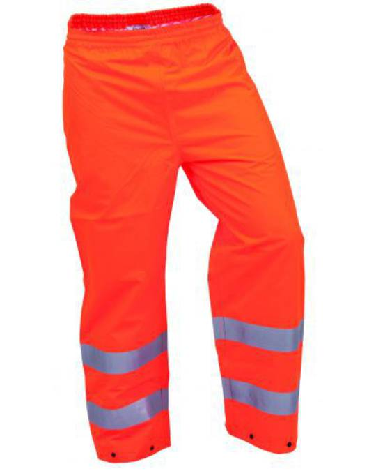 Bison Stamina Orange Day/Night Overtrousers