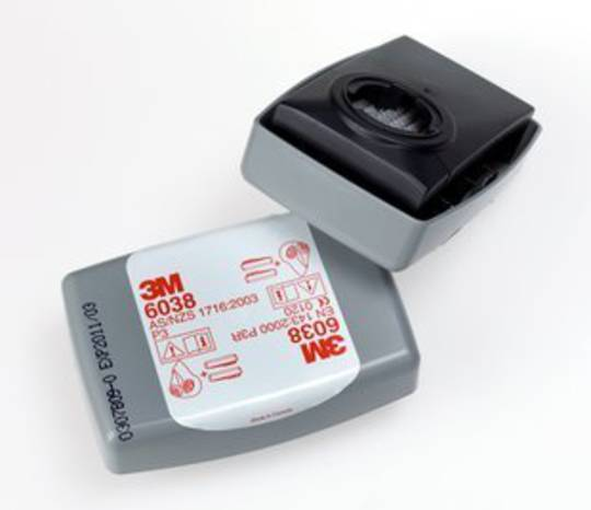 3M™ Particulate Cartridge filter, 6038