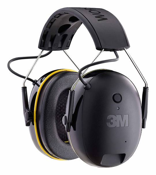 3M™ WorkTunes Connect Bluetooth Earmuff