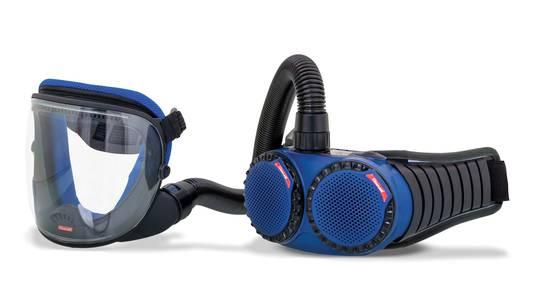 CleanAir AerGo/UniMask Grinding Powered Respirator Kit