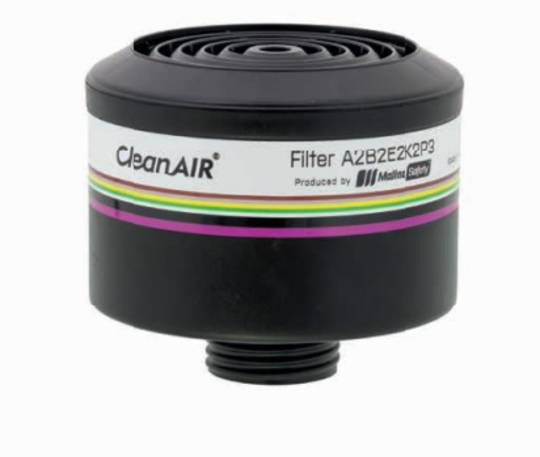 CleanAir Multigas & Toxic Particulate Canister (ABEK2P3)