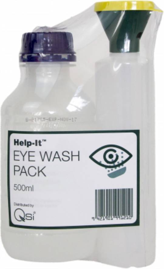 Eye Wash + Bottle Pack