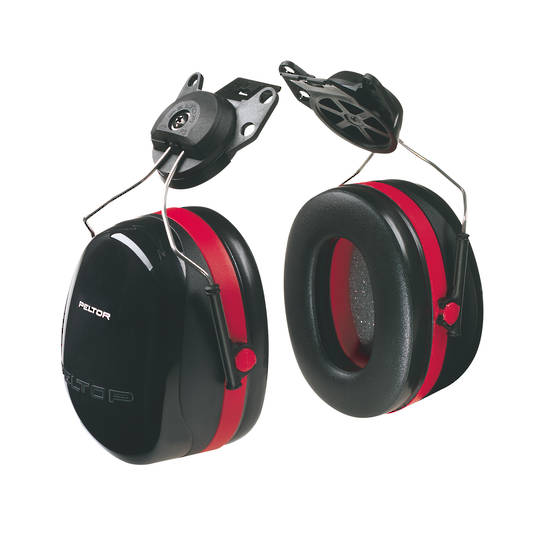 Peltor H10P3E Cap Mounted Earmuffs