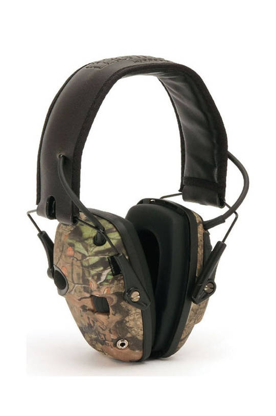 Howard Leight Impact Sport Ear Muff, Camouflage Green (Camo) - Class 4