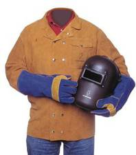 MSA Flashmaster Welding Jacket