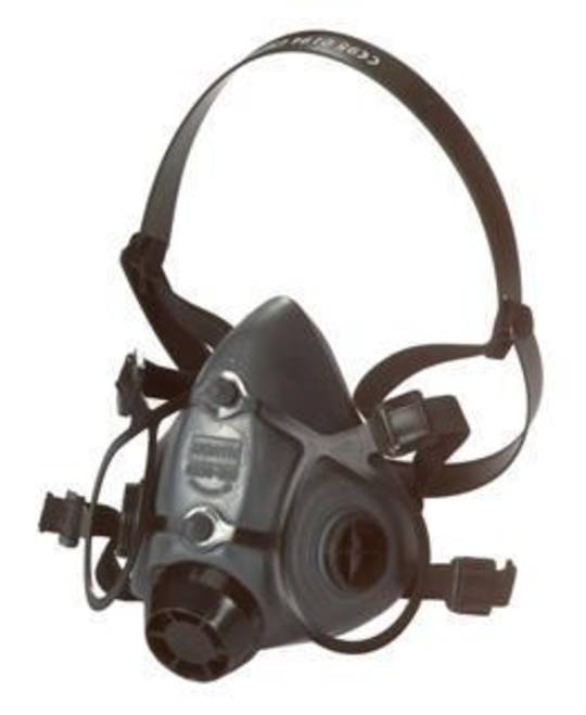 North 5500 Half Face Respirator