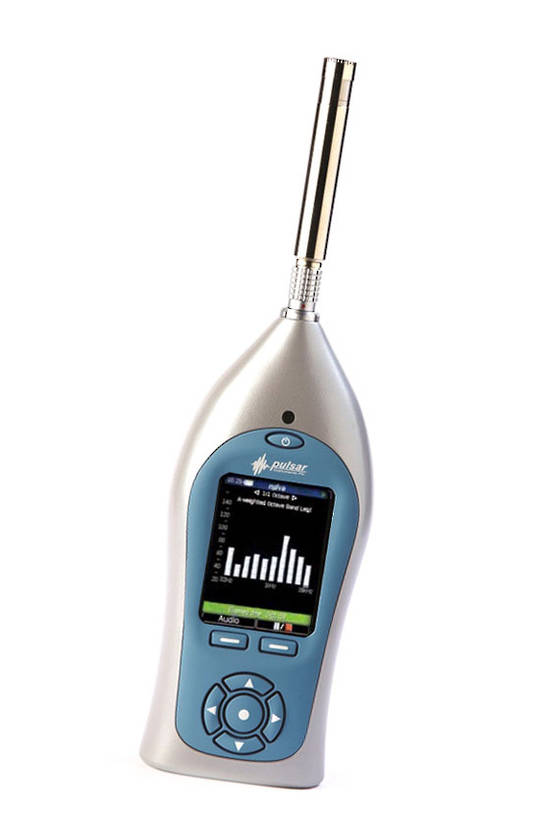 Pulsar Nova Model 45 & 46 Real-time Class 1/Class 2 Sound Level Meter