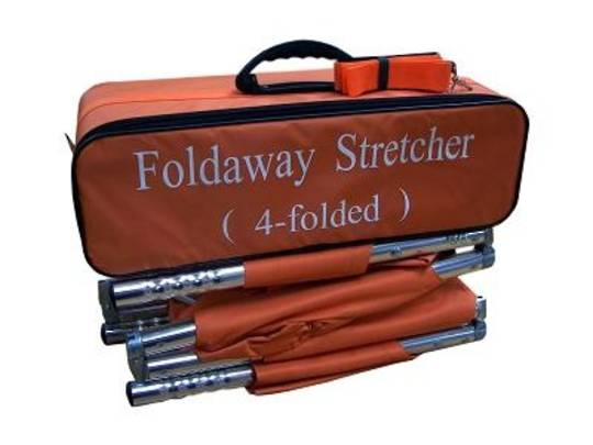 PVC Stretcher - Quad Fold