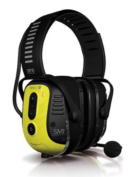 Sensear Two Way Radio Headsets