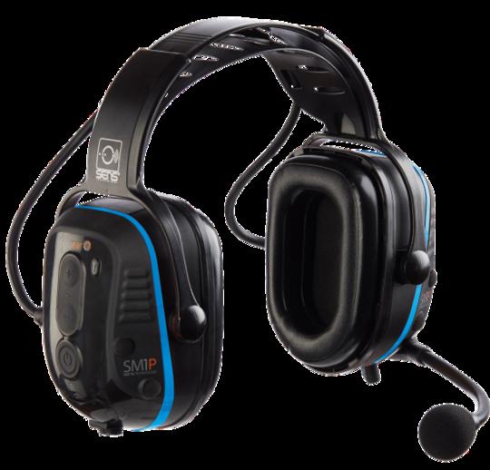 SensearSM1PW Wireless Headset