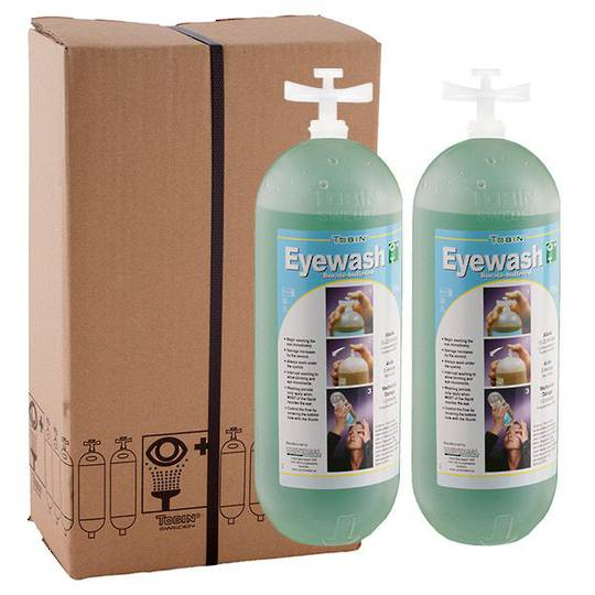 Tobin PH Neutralising Buffer Solution Replacement Bottles - 2 Bottle Pack
