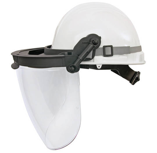 Turboshield Helmet Mounted Faceshield