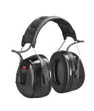 3M Peltor Worktune Pro AM/FM/MP3 Radio Earmuff - Class 5