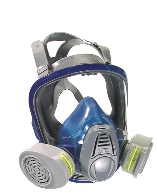 MSA Advantage 3200 Full Face Respirator (Twin Filter)