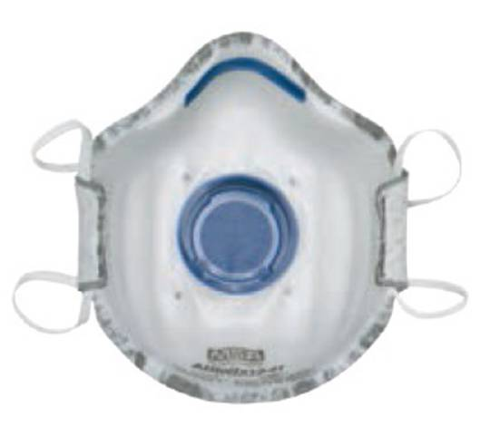 MSA Affinity 1241 P2 Valved Odor Removal Disposable Respirator