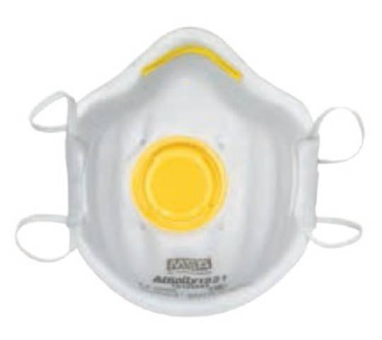 MSA Affinity 1220 P2 Valved Disposable Respirator