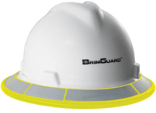 BrimGuard Hi-Viz Ultra - Yellow