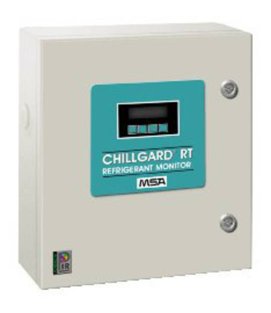 MSA Chillgard RT Photoacoustic Infrared Refrigerant Monitor