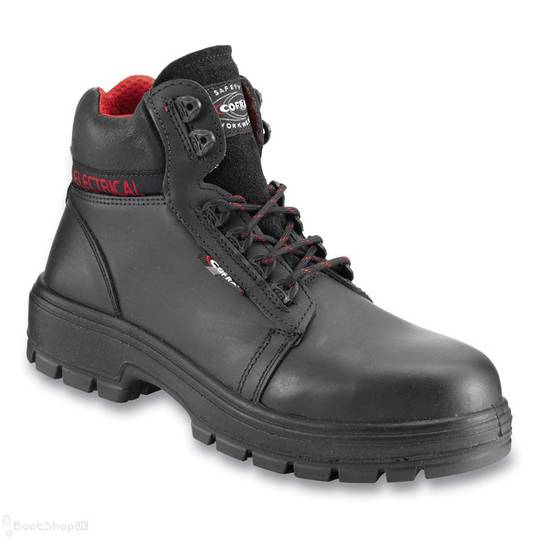 Cofra New Electrical Lace Up Boot