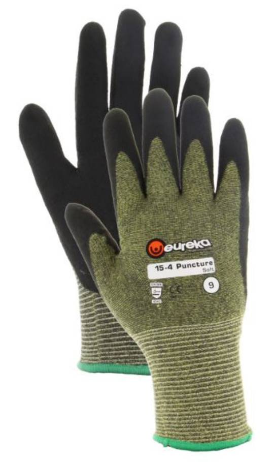 Eureka 15-4 Puncture Soft Glove
