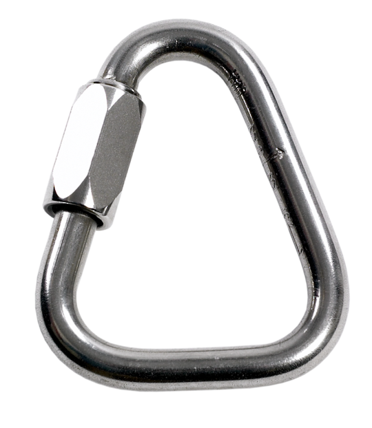 Triangular Link - Screw Lock