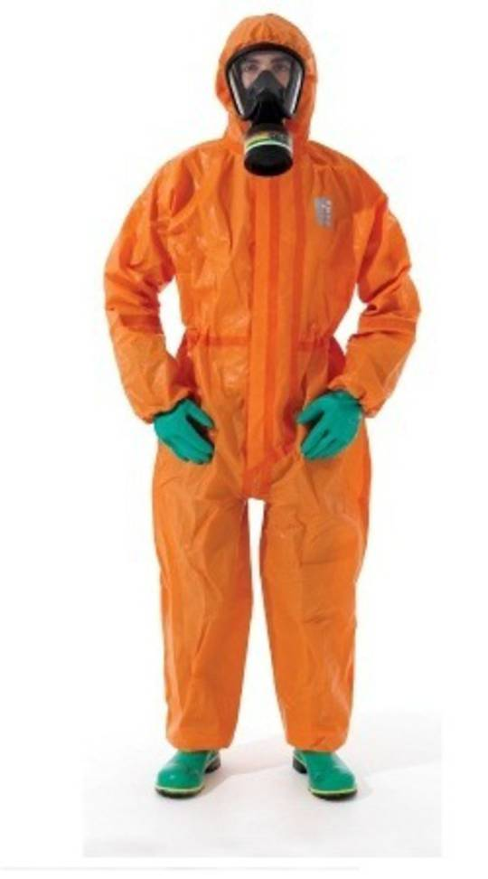 MICROCHEM 5000 Chemical Coverall