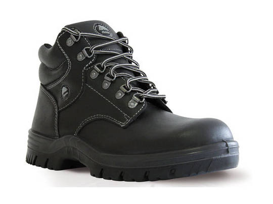 Saturn Lace Up Safety Boot