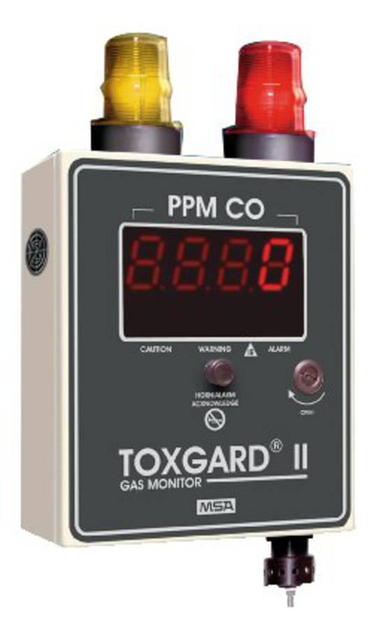 MSA Toxgard II Gas Monitor