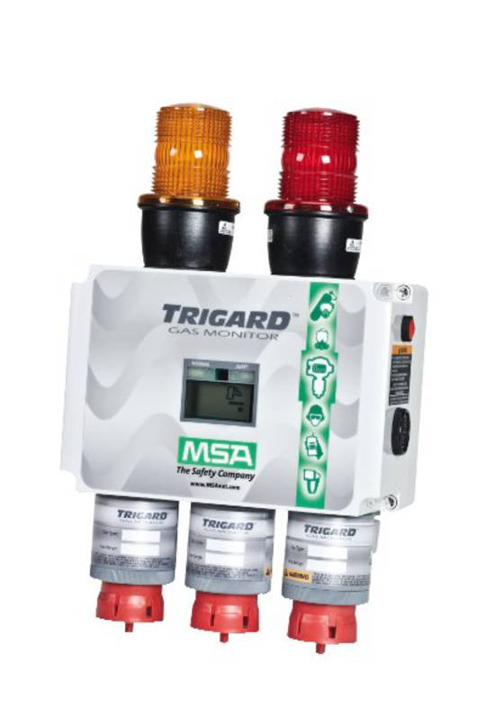 MSA TRIGARD Monitoring System