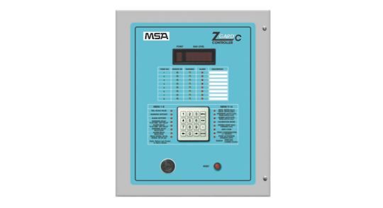 Z Gard C Controller (Accepts 4-20mA sensors)