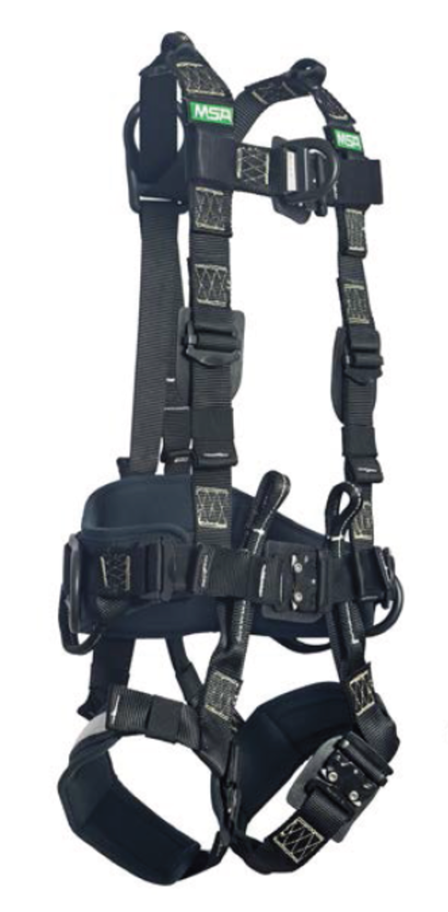 Msa Gravity Utility Harness Height Safety Accurate