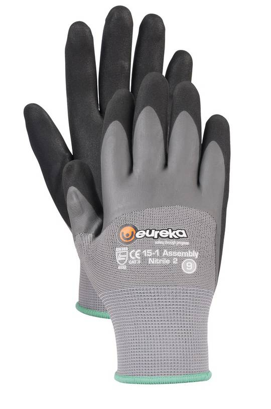 Eureka 15-1 Assembly Nitrile 2 Glove